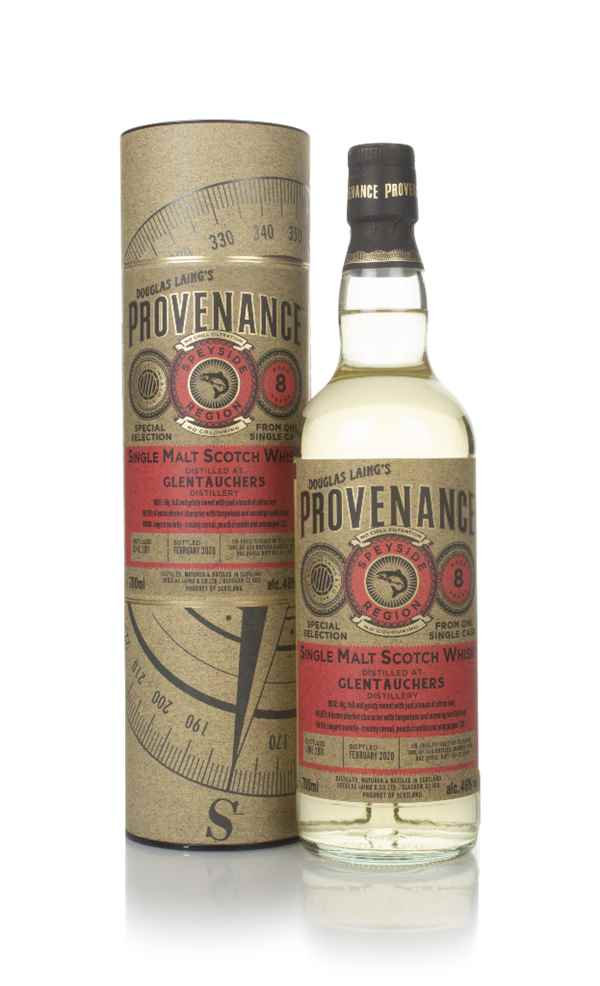 Glentauchers 8 Year Old 2011 (cask 13898) - Provenance (Douglas Laing)