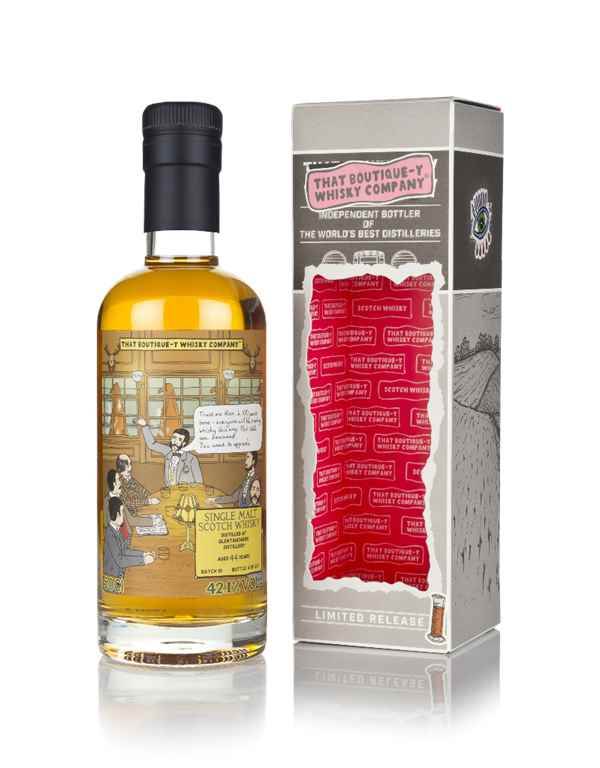 Glentauchers 44 Year Old (That Boutique-y Whisky Company)