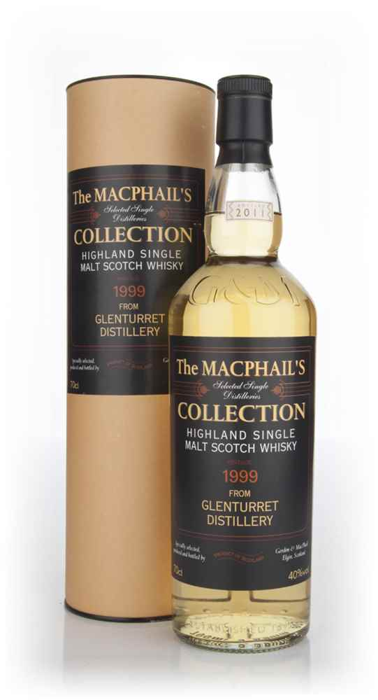 Glenturret 1999 - The MacPhail's Collection (Gordon & MacPhail)