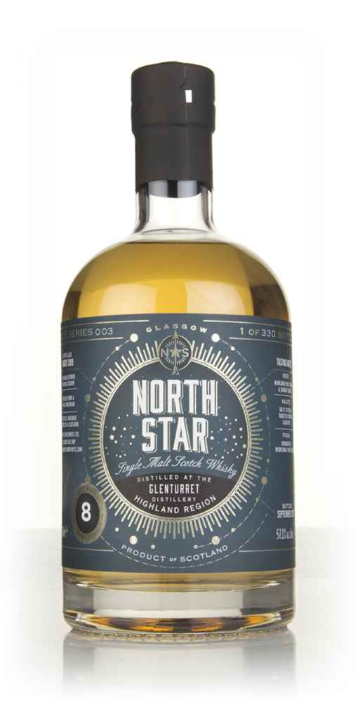 Glenturret 8 Year Old 2009 - North Star Spirits