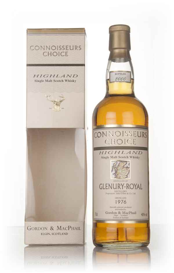 Glenury Royal 1976 (bottled 2000) - Connoisseurs Choice (Gordon & MacPhail)
