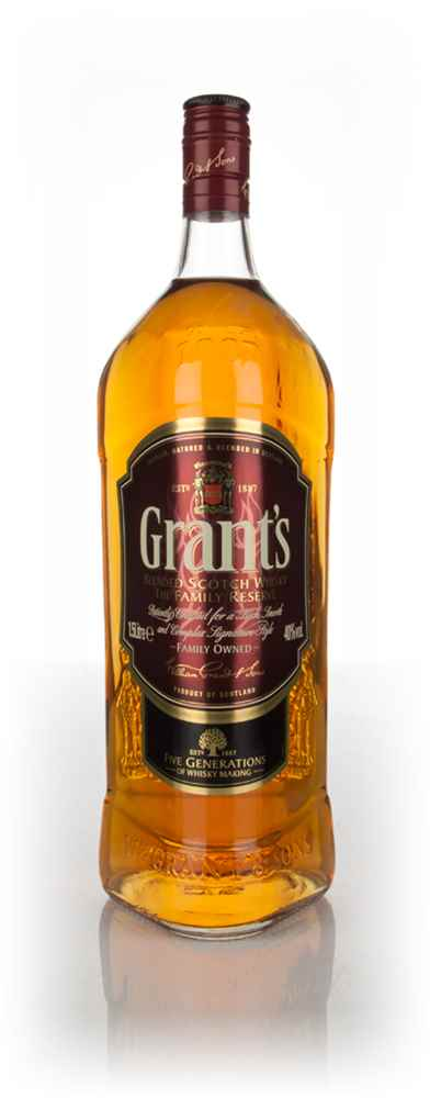 Grant's Blended Scotch Whisky 1.5l