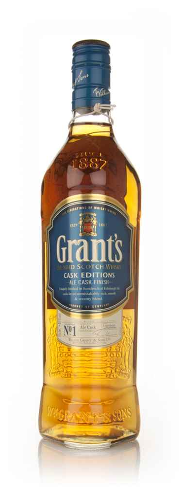 Grant's Cask Editions - Ale Cask Finish