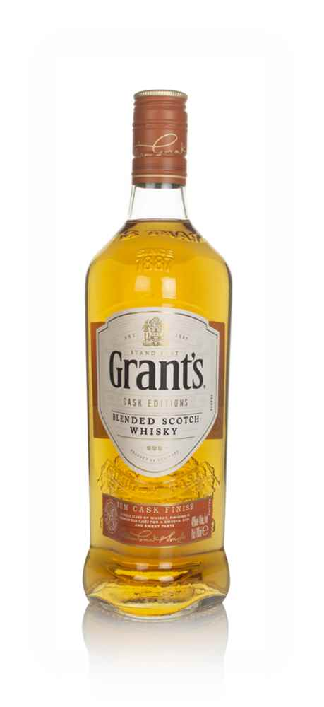 Grant's Cask Editions - Rum Cask Finish