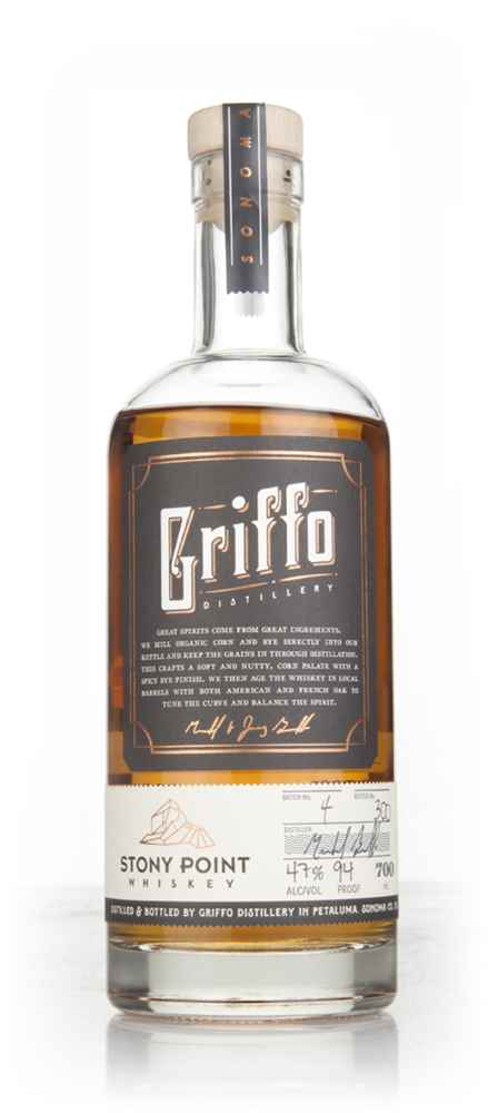 Griffo Stony Point Whiskey