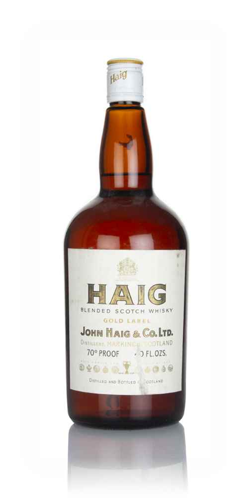 Haig Gold Label - 1970s