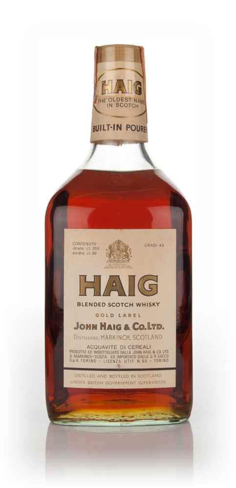 Haig Gold Label 2l - 1970s