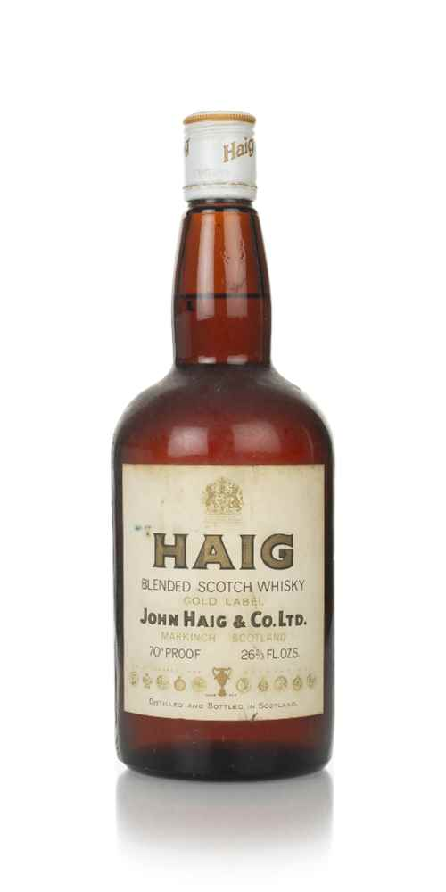 Haig Gold Label (75.7cl) - 1970s
