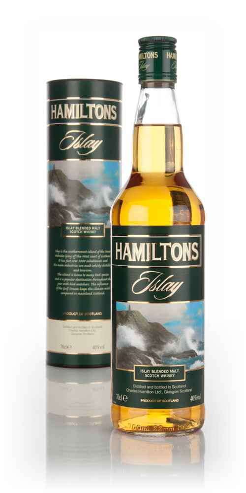 Hamiltons Islay Blended Malt Scotch Whisky
