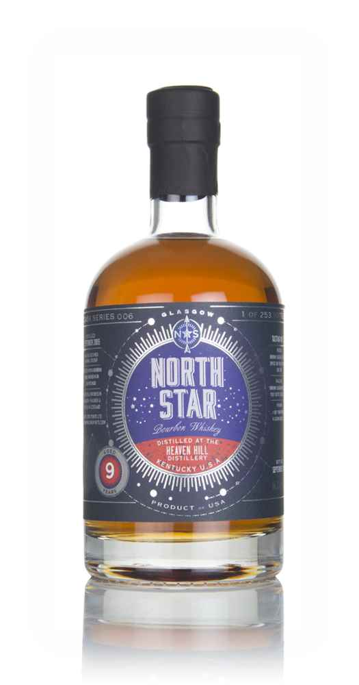 Heaven Hill 9 Year Old 2009 - North Star Spirits