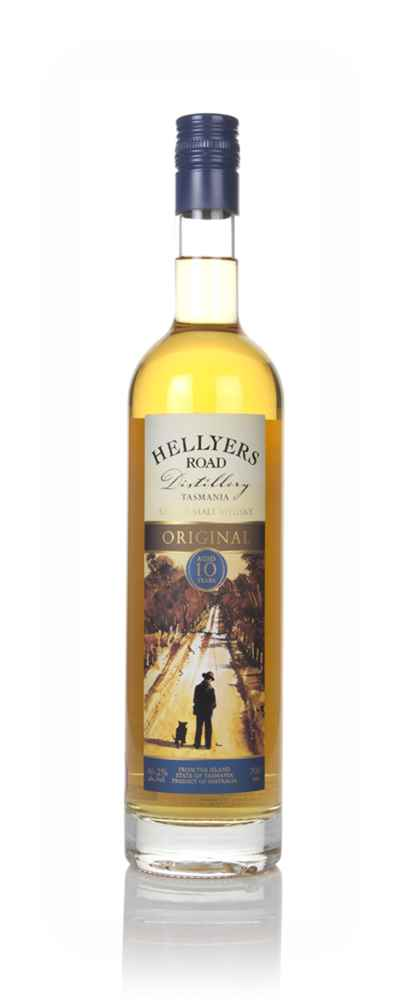 Hellyers Road 10 Year Old Original
