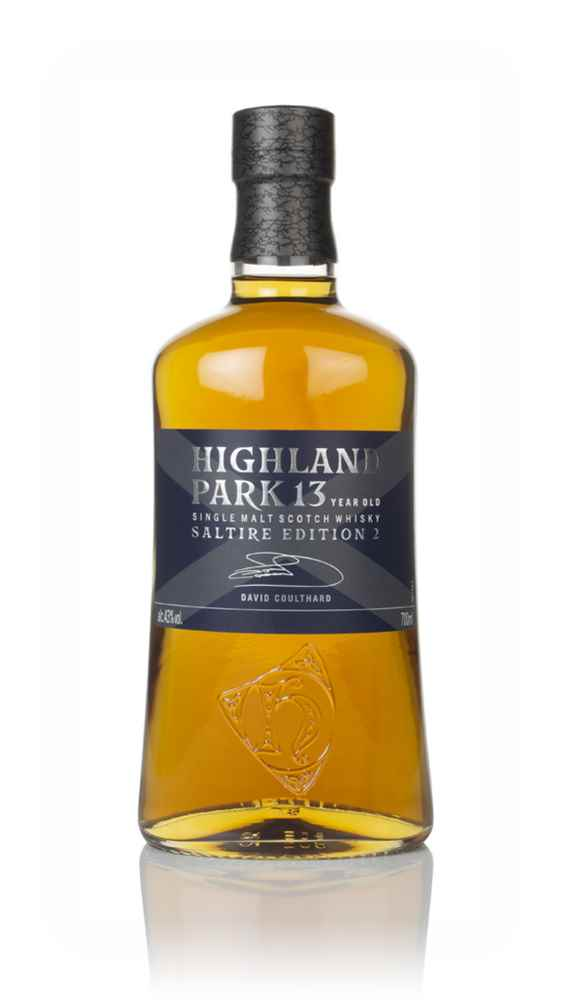 Highland Park 13 Year Old Saltire David Coulthard Edition #2