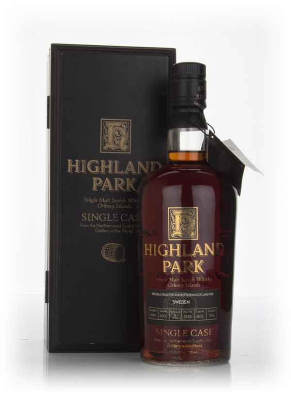 Highland Park 15 Year Old 1990 (cask 1602)