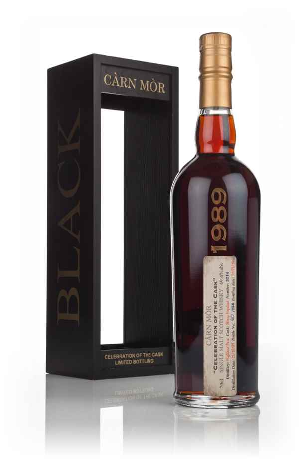 Highland Park 24 Year Old 1989 (cask 3214) - Celebration of the Cask Black Gold (Càrn Mòr)