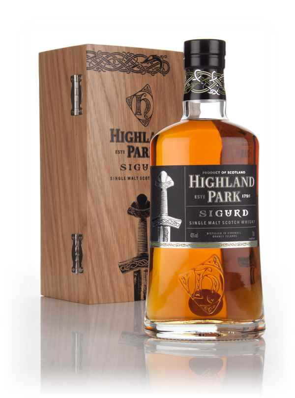 Highland Park Sigurd (Warrior Series)