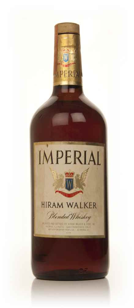 Hiram Walker Imperial Blended Whiskey - 1970s
