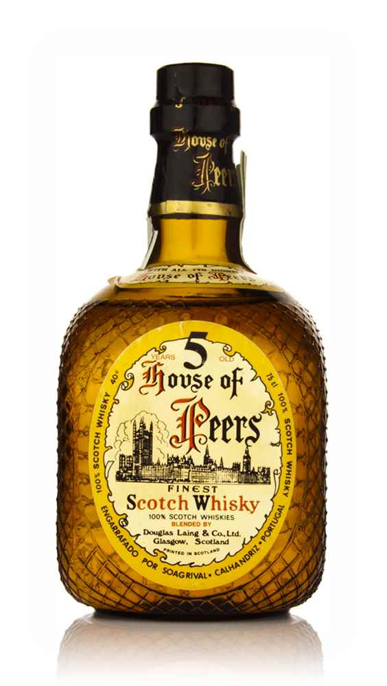 House of Peers 5 Year Old (Bottled for Portugal) 75cl