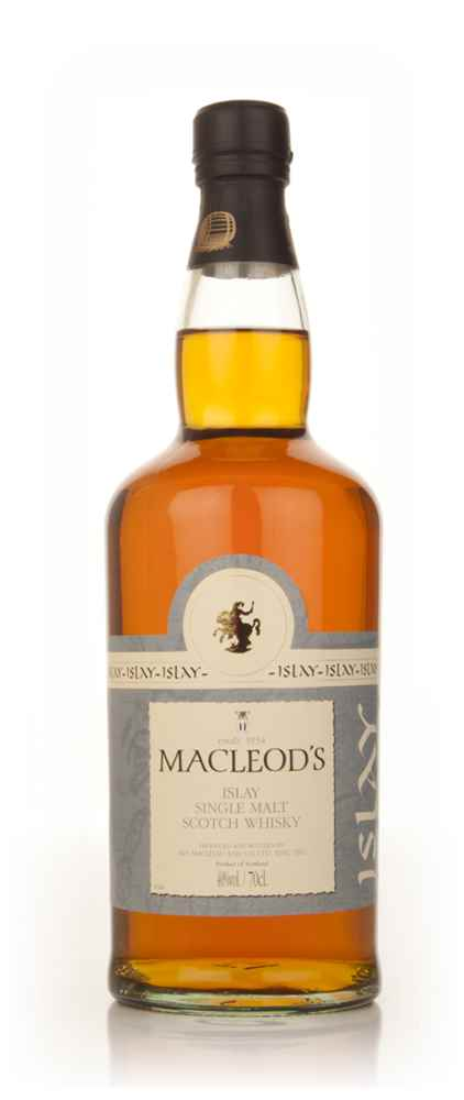 Review No.189. Macleod's Islay Single Malt