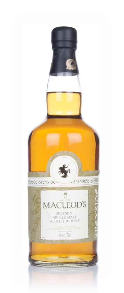 Review No.187. Macleod's Speyside Single Malt