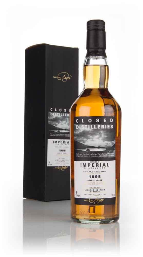 Imperial 17 Year Old 1995 - Closed Distilleries (Part Des Anges)