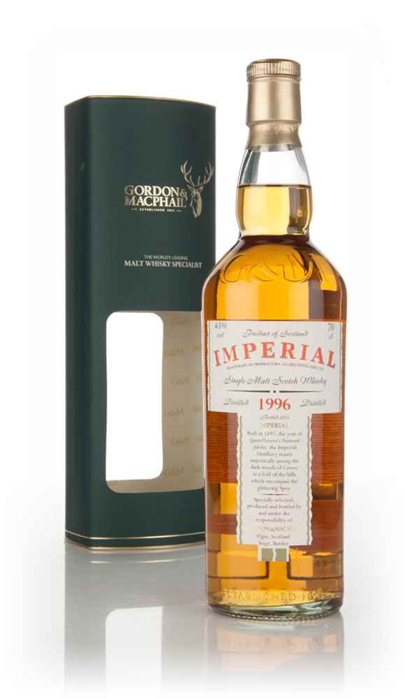 Imperial 1996 (bottled 2015) - Gordon & MacPhail
