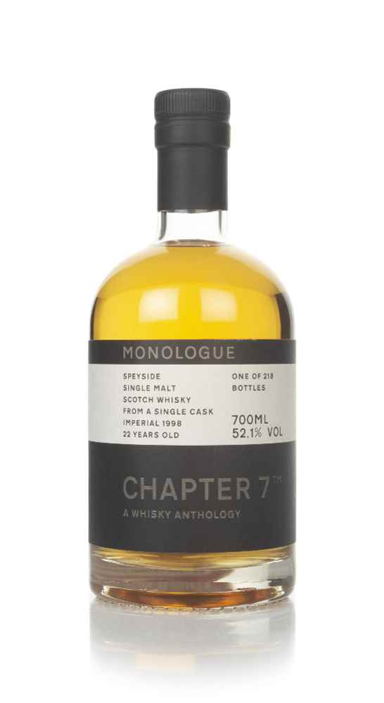 Imperial 22 Year Old 1998 (cask 104355) - Monologue (Chapter 7)