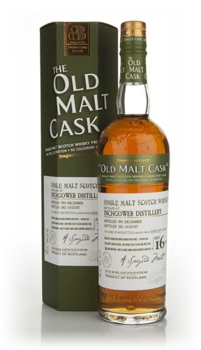 Inchgower 16 Years Old 1995 - Old Malt Cask (Douglas Laing)