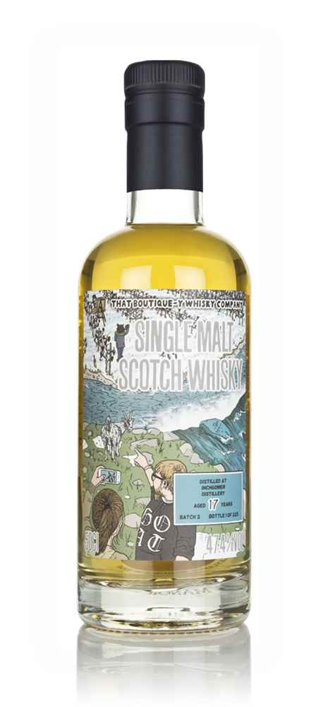 Inchgower 17 Year Old (That Boutique-y Whisky Company)