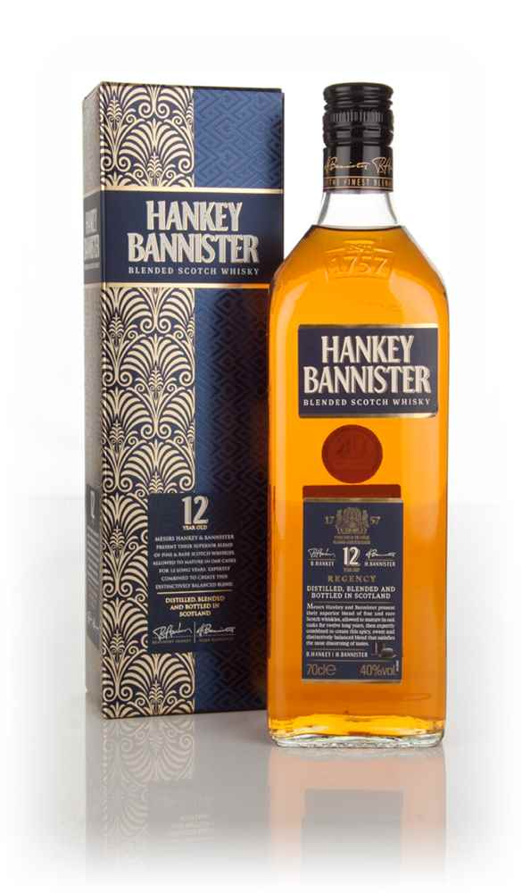 Hankey Bannister 12 Year Old Regency