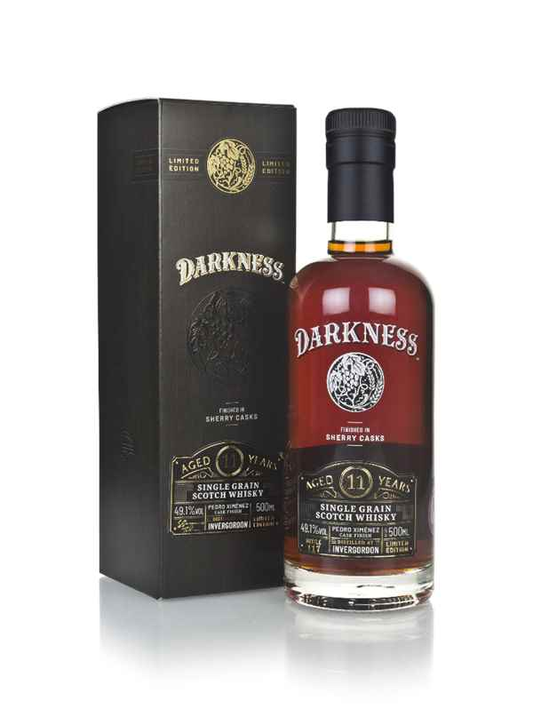Invergordon 11 Year Old Pedro Ximénez Cask Finish (Darkness)