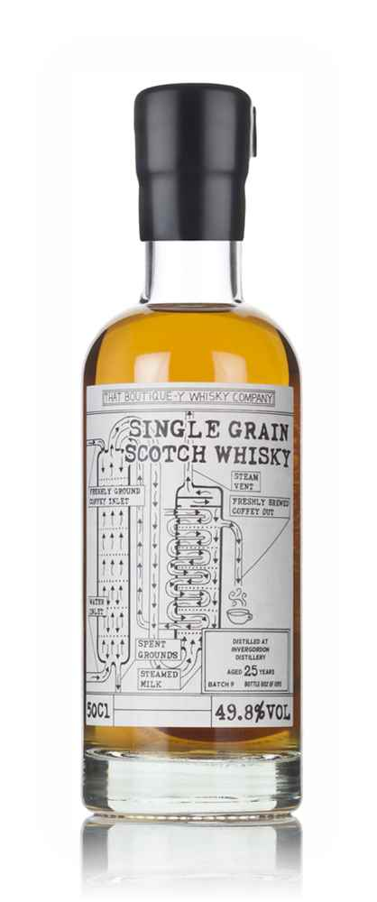 Invergordon 25 Year Old - Batch 9 (That Boutique-y Whisky Company)