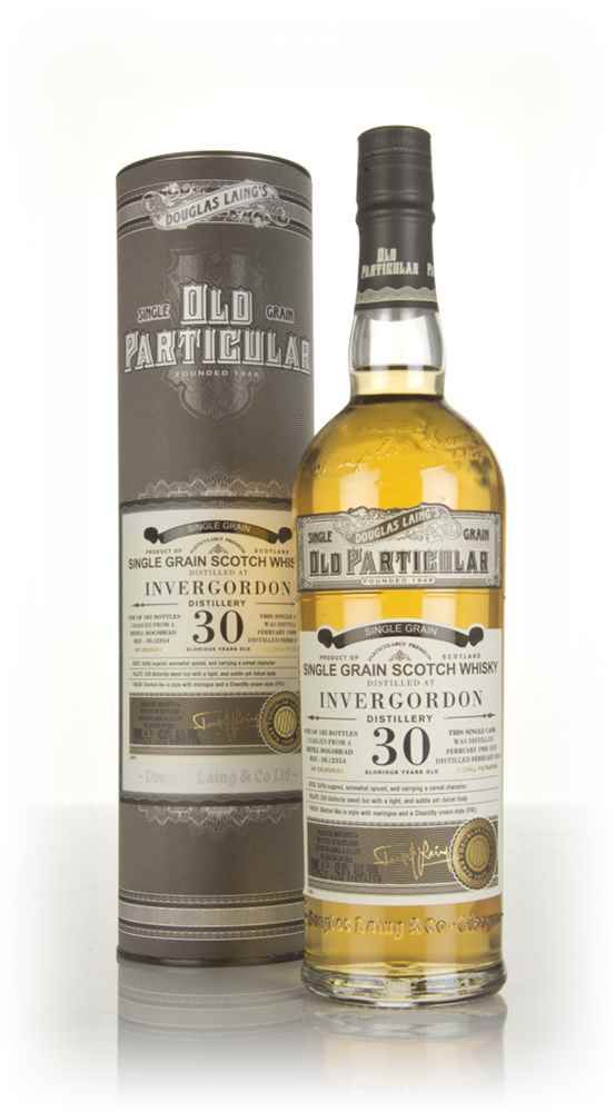 Invergordon 30 Year Old 1988 (cask 12354) - Old Particular (Douglas Laing)