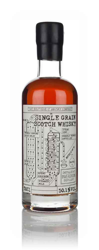 Invergordon - Batch 4 (That Boutique-y Whisky Company)