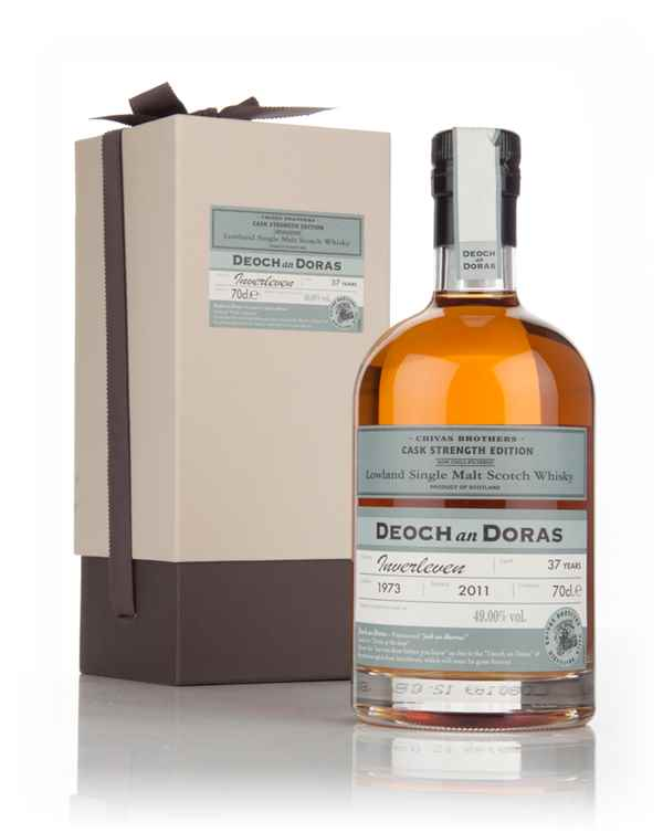 Inverleven 37 Year Old 1973 - Deoch an Doras (Chivas Brothers)