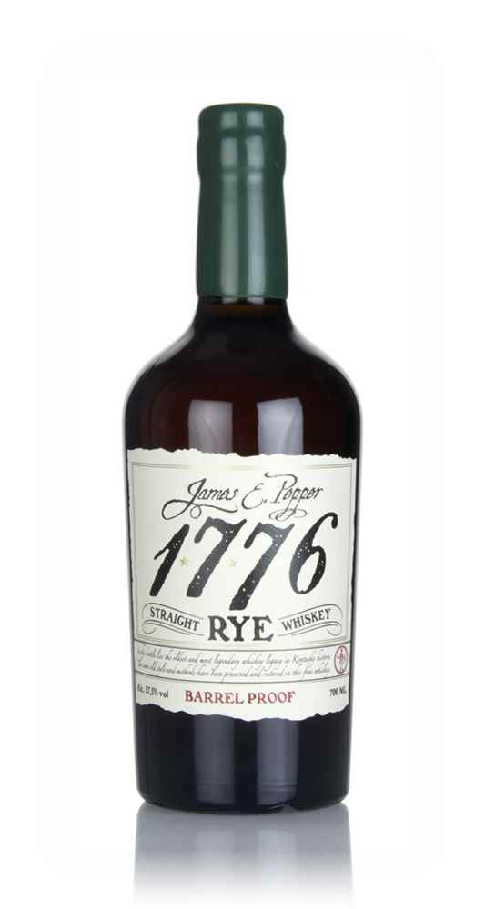 1776 Straight Rye Whiskey - Barrel Proof