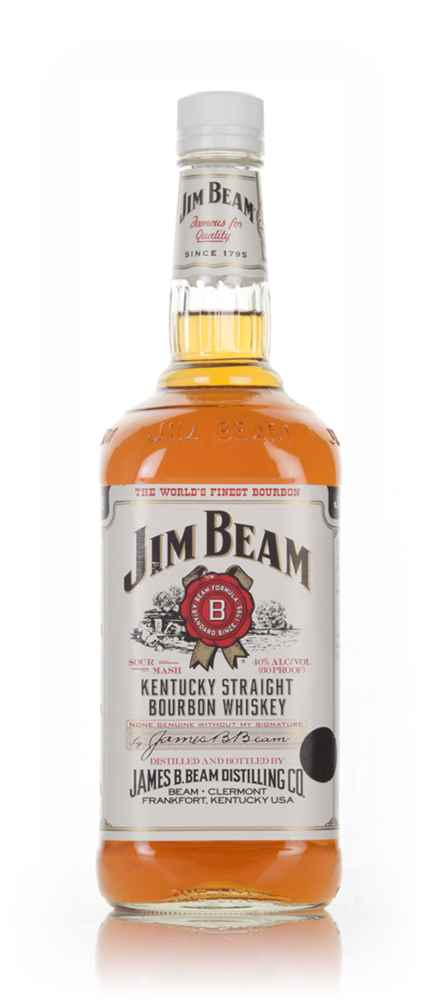 Jim Beam White Label - 1990s