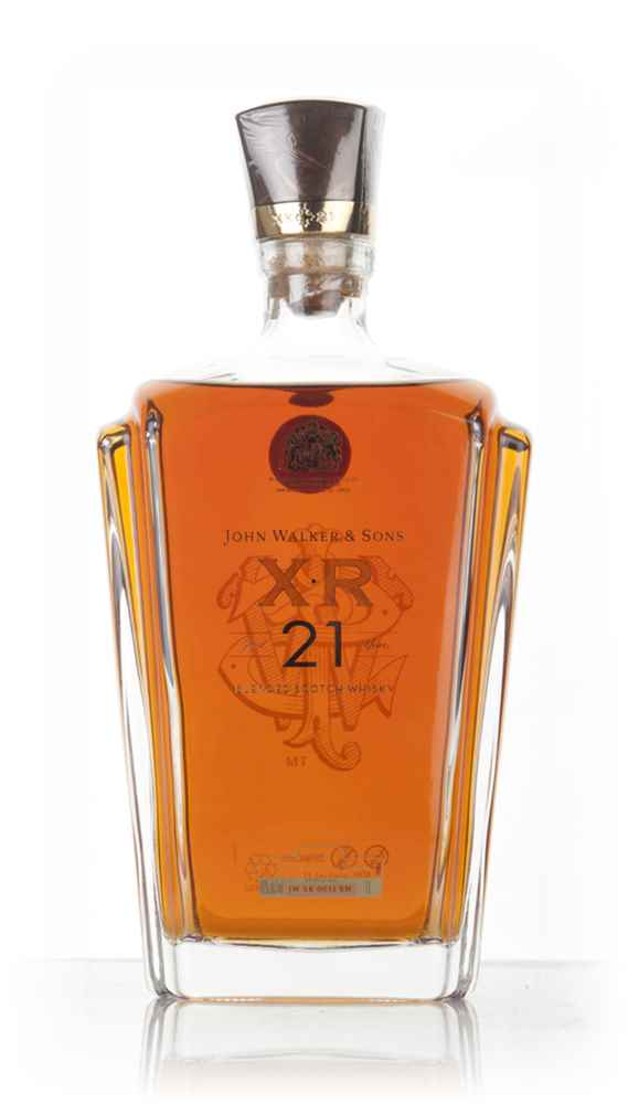The John Walker XR 21 Year Old 1l