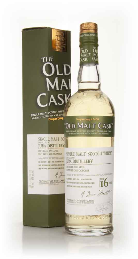 Isle of Jura 16 Year Old 1995 - Old Malt Cask (Douglas Laing)