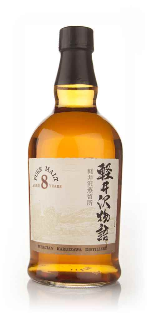 Karuizawa 8 Year Old Pure Malt