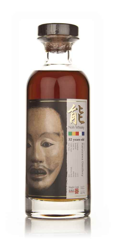 Karuizawa 32 Year Old 1977 (cask 4592) - Noh Whisky