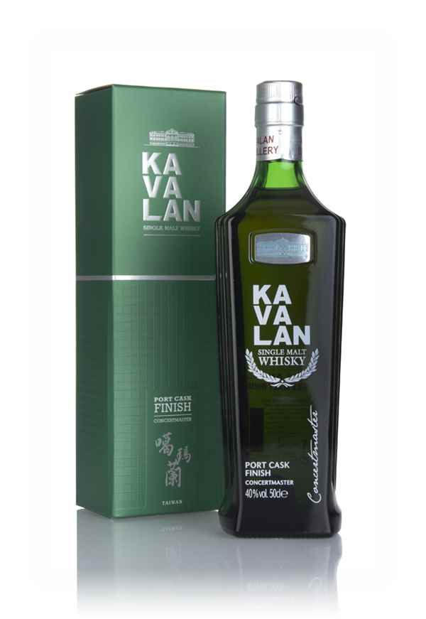 Kavalan Concertmaster - Port Cask Finish (50cl)