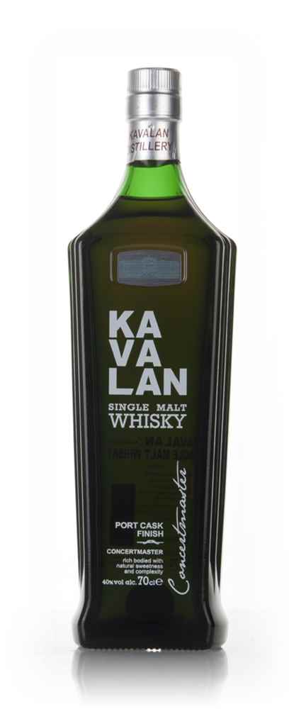 Kavalan Concertmaster - Port Cask Finish