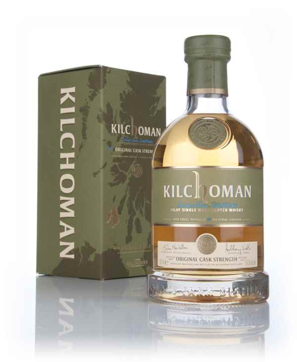 Kilchoman 5 Year Old 2009 Original Cask Strength