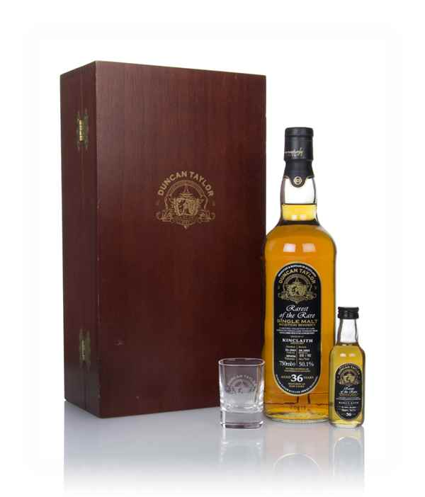 Kinclaith 36 Year Old 1969 (cask 301456) - Rarest of the Rare (Duncan Taylor)