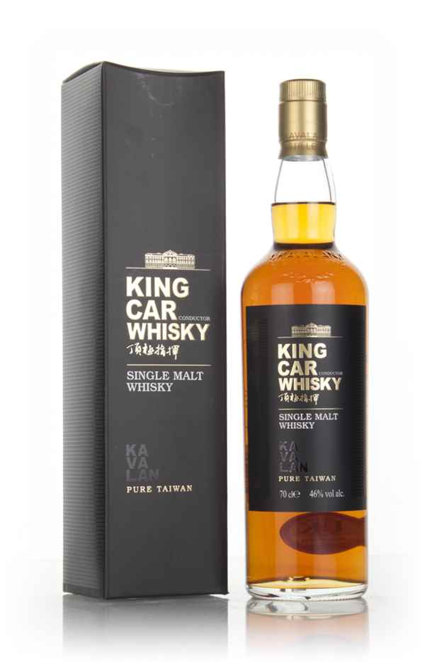 King Car Whisky - Conductor