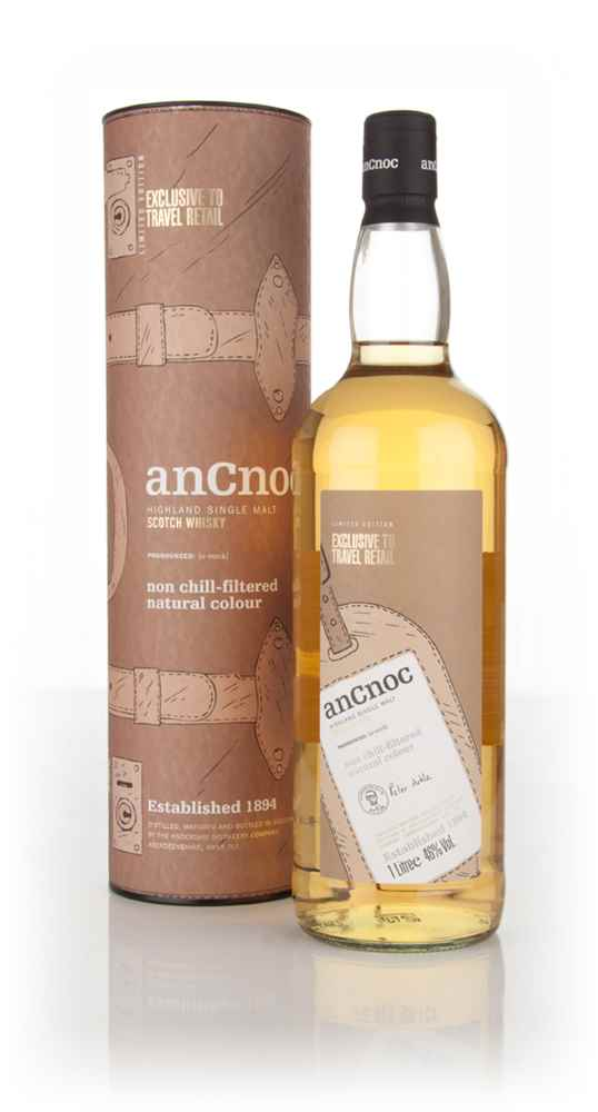 anCnoc Peter Arkle Limited Edition - Luggage (Travel Retail) 1l
