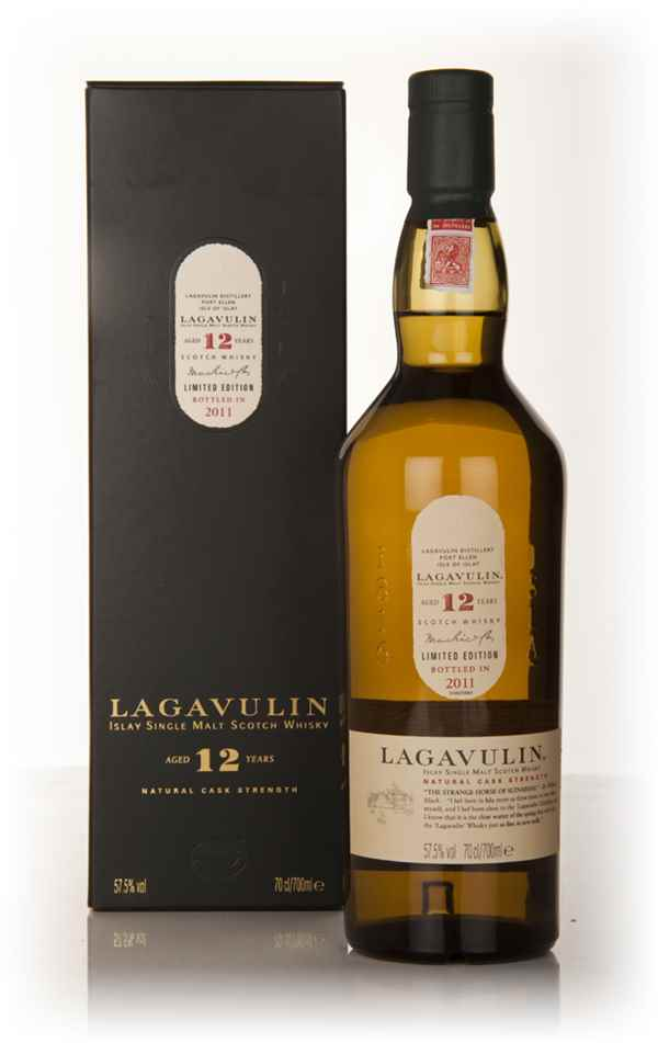 Lagavulin 12 Year Old (2011 Special Release)