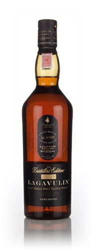 Lagavulin 1996 (bottled 2012) Pedro Ximénez Cask Finish - Distillers Edition