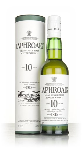 Laphroaig 10 Year Old 35cl