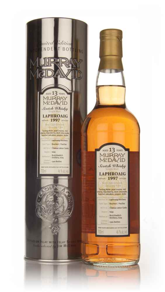 Laphroaig 13 Year Old 1997 (Murray McDavid)